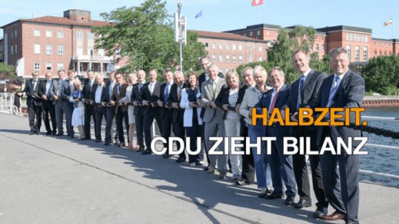 Halbzeit. CDU zieht Bilanz