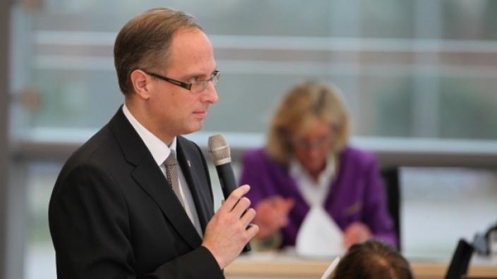 Rede von Tobias Koch